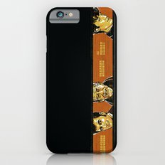 Sandshoes, Grandad and Chinny Slim Case iPhone 6s