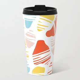 Okapi Animal Print Travel Mug