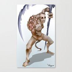 Creature Design Canvas Print