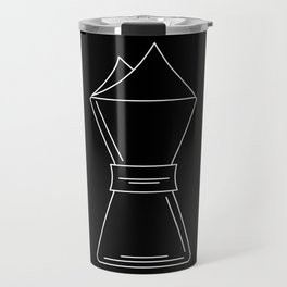 Chemex pictogram Travel Mug