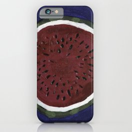 American Melon iPhone Case