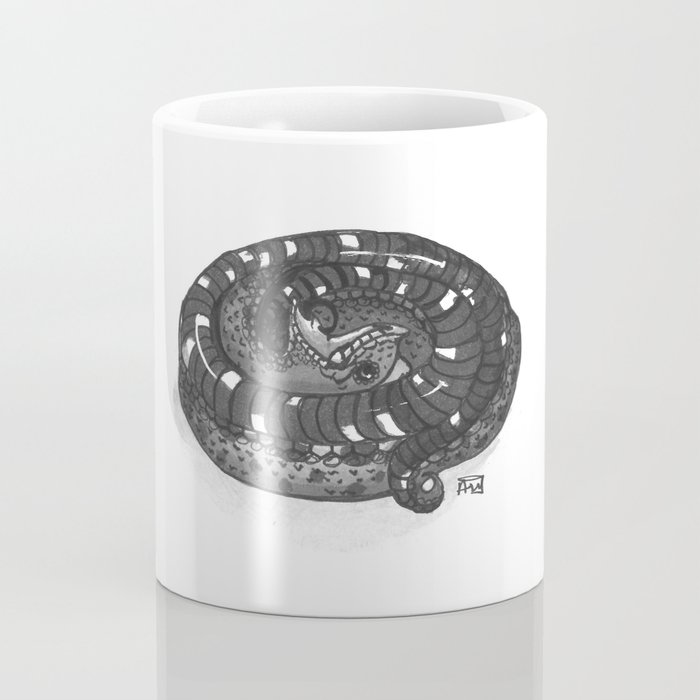 Inktober 2016: Play Dead Hognose Coffee Mug