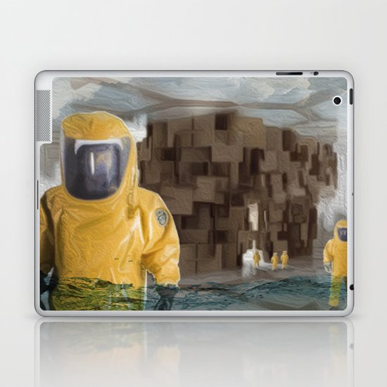 contagion Laptop & iPad Skin