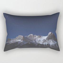 Canmore, AB Rectangular Pillow