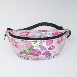 FLOWERS VI Fanny Pack