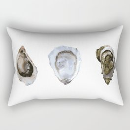 Oysters Rectangular Pillow