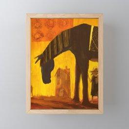 Dawn Framed Mini Art Print