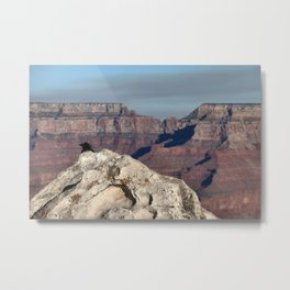 Lost in Grand Canyon Metal Print