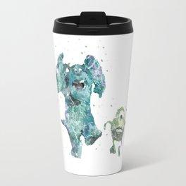 Mike and Sully Monsters Inc. Disneys Travel Mug