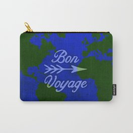 Bon Voyage  Carry-All Pouch
