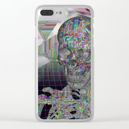 PNG Afterlife Clear iPhone Case