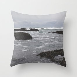 Herart Of The Sea Throw Pillow