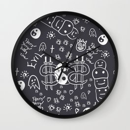 Die antword Wall Clock