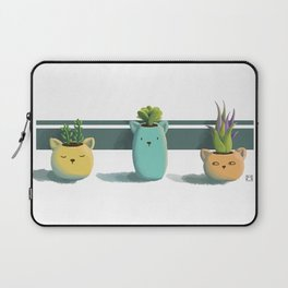 Suculentas Laptop Sleeve