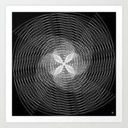 Spiral/ Art Print