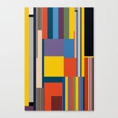 BAUHAUS RISING Canvas Print