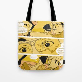 Holy Jesus, What Are These Goddammed Animals? Tote Bag