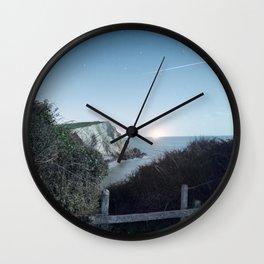 Cove Skies Wall Clock