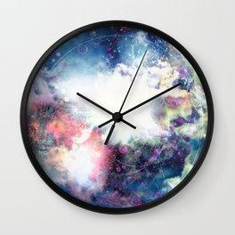 Visionary man Wall Clock