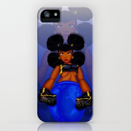 Tough Girl iPhone Case