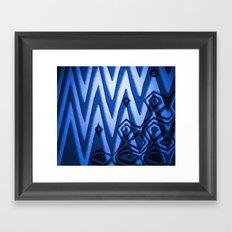 Submerge Framed Art Print