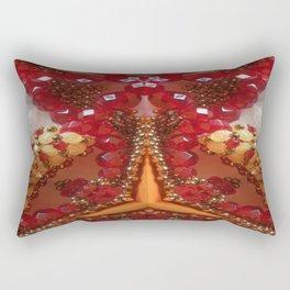 Anna's Beads Rectangular Pillow