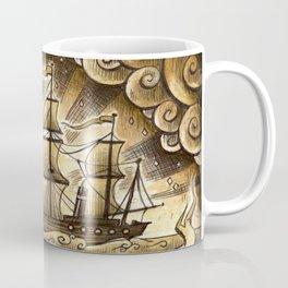 Sailing Winds Coffee Mug
