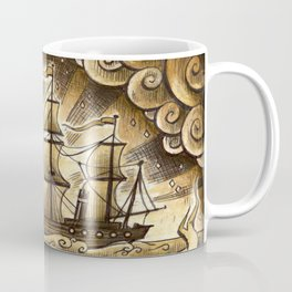 Sailing Winds Coffee Mug