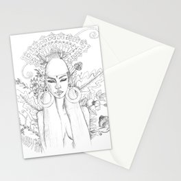 Divine Maya Stationery Cards