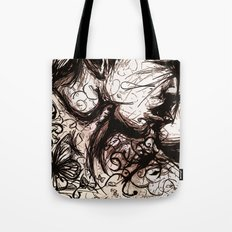 About the Chaos Theory and The Butterfly Effect  Tote Bag