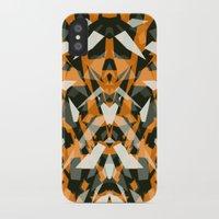 predator iPhone & iPod Cases featuring Predator by Ornaart