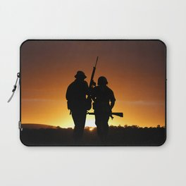 Dawn of the Warrior Laptop Sleeve
