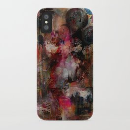 Icon number 7 iPhone Case