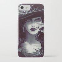 jjba iPhone & iPod Cases featuring Lisa Lisa by Valeri