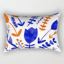 A touch of dutch Rectangular Pillow