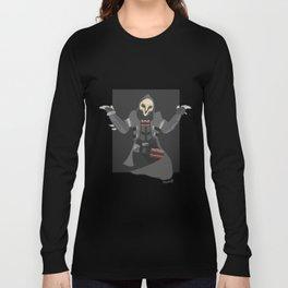 Reaper Shrug Long Sleeve T-shirt