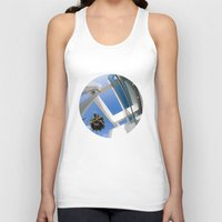 architecture Tank Tops featuring Architecture by GF Fine Art Photography
