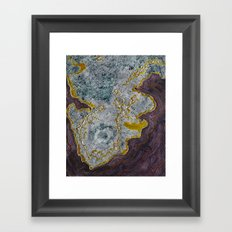 Into The Great Unknown Framed Art Print