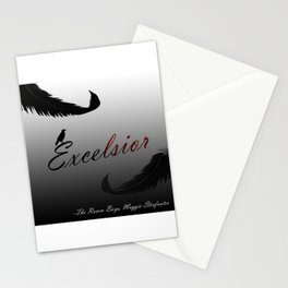 EXCELSIOR | The Raven Cycle by Maggie Stiefvater Stationery Cards