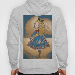Velvetesque Dolls • Wonderland Collection #1D Hoody