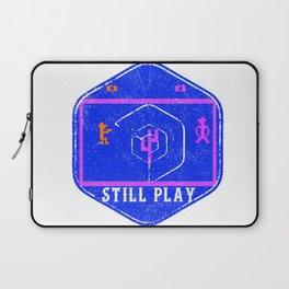 still play Laptop Sleeve