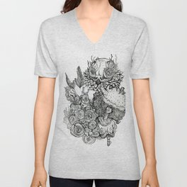 The Three Fates Unisex V-Neck