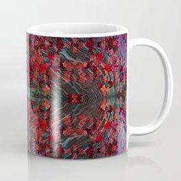 Emerald fall geometry IV Coffee Mug