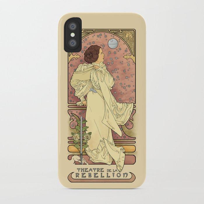 La Dauphine Aux Alderaan iPhone Case