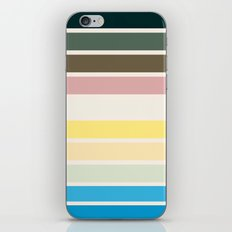 The colors of - Nausicaa iPhone & iPod Skin