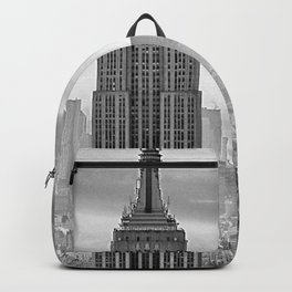 Empire State Building, New York City Backpack