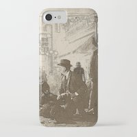 boardwalk empire iPhone & iPod Cases featuring boardwalk by Nechifor Ionut