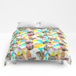 Army Of Cats Comforters