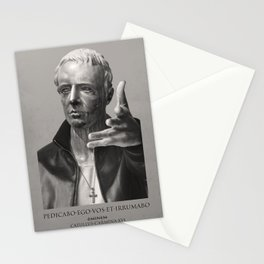 Vanity Fair Poster: If Catullus was a rapper Stationery Cards