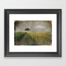 Long Distance Framed Art Print